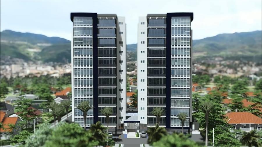 Torres Edificio Malubú