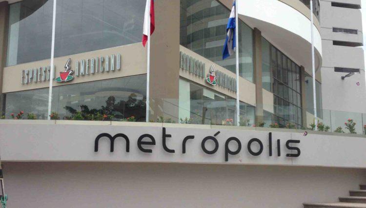 Metropolis-Cafe